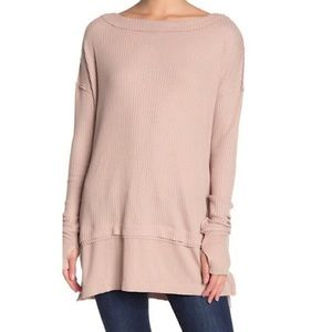 Free People Long Sleeve Pullover